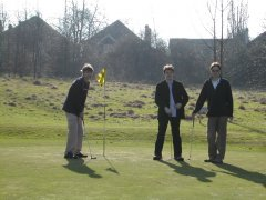 Golf at Abbey View