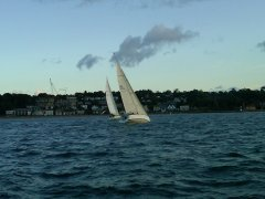 JOG Race to Guernsey
