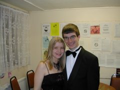 Halifax College Snowball 2003