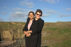 Wales with Shweta