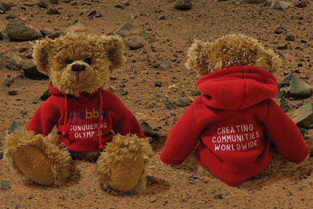 Berite the bear
